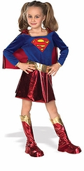 Girls Superhero Costumes - Supergirl