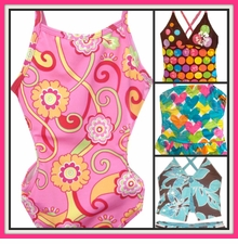 GIRLS SWIMWEAR  2T- 16