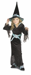 Girls Witch Costume - 5th Avenue Diamond Witch