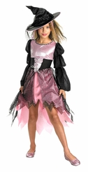 Girls Witch Costumes - Charmed Witch