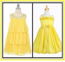 Yellow or Gold Dresses
