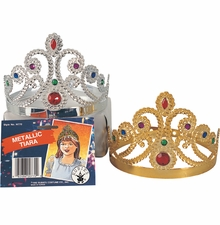 GOLD Queens Tiara - out of stock