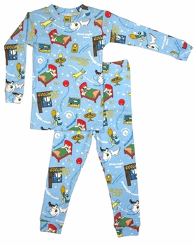 Goodnight Moon Boys Pajamas - Infant Boys - OUT OF STOCK