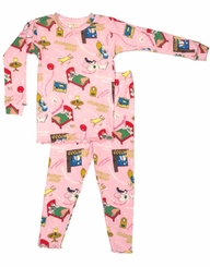 Goodnight Moon Girls Pajamas - SOLD OUT