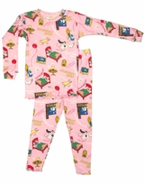 Goodnight Moon Girls Pajamas