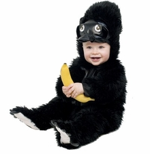 Gorilla Costume - Infant Gorilla Costume