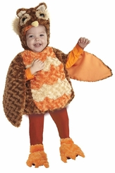 Halloween Costume: Owl Belly Costume - SOLD OUT