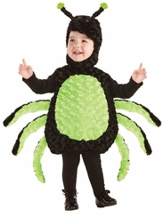 Halloween Costume: Spider Belly Costume - Out Of Stock