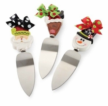 Holiday Cake Servers - sold out