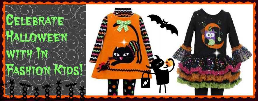Little Girls and Baby Halloween Costume Outfits