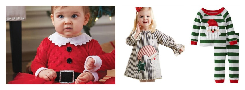 In Fashion Kids Christmas Clothing for Kids