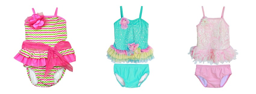 In Fashion Kids Baby Swimsuit and Girls Swimwear
