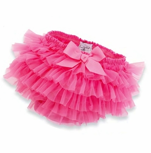 Hot Pink Chiffon Bloomer - SOLD OUT