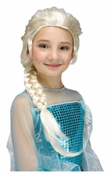 Ice Queen Wig for Girls
