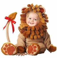 In Character Baby Lion Costume - Infant Lion - sold out