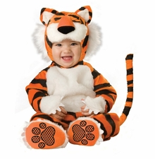 In Character Baby Tiger Costume -