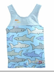 Infant Boys Shark Swimsuit  - SALE!