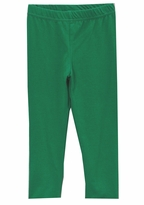 Infant Girl's Green Legging - Baby Girl's Leggings