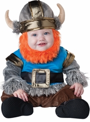 Infant Halloween Costume: Bearded Baby Viking Costume - sold out
