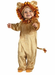 Infant Lion Costume - Cuddly Cub -sold out