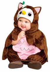 Infant Halloween Costumes - Baby Owl Halloween Costume