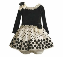 Infant Girls Party Dress for the Holidays