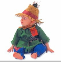 Infant Scarecrow Costume - SALE