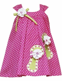Infant Sundress - Baby Summer Clothes