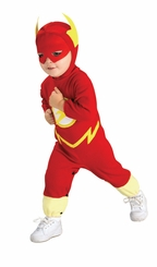 Infant The Flash Costume - Toddler Flash Costume - sold out