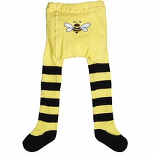 Infant Tights - Bumblebee Striped ORGANIC  SOLD OUT