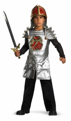Knight of the Dragon Costume