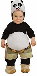 Kung Fu Panda Costume - Infant Costumes - LIMITED EDITION