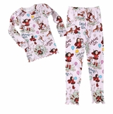 Ladybug Girl Pajamas - Pale Pink - SOLD OUT