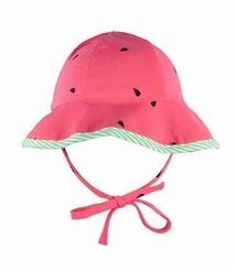 Le Top Baby Girls Watermelon SunHat