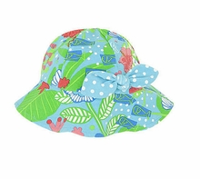 Le Top Island Dreams Sunhat with Bow