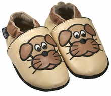 Leather Baby Shoes - Pediped Shoes Doug Doggy - SALE!