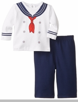 Little Me Baby-Boys Sailor Suit Novelty Pant Set