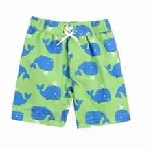 Little Me Baby Boys Whale Swimsuit - sold out