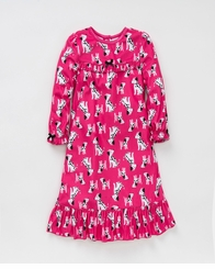Little Me Girl's Girls Puppy Toddler Nightgown