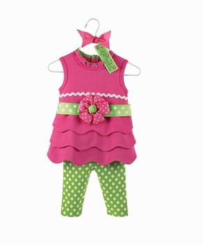 Little Sprout Tunic and Legging Set - sold out