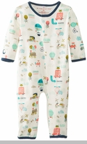 Magnificent Baby Vintage Transport Newborn Unionsuit