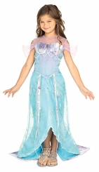 Mermaid Princess Costume - Deluxe sold out