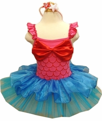 Mermaid Tutu Costume with Headband