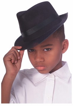 Michael Jackson Hat for Kids - FEDORA HAT - SOLD OUT