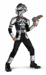 MP Commando Costume - SUPER DELUXE (toy gun not included)  GROUND SHIPPING ONLY