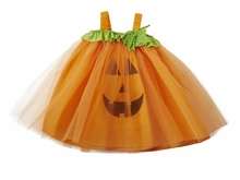 Mu Pie Little Girl's Tulle Pumpkin Dress - sold out