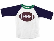 Mud Pie Baby-Boys Football Tee sold out