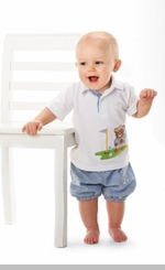 Mud Pie - Baby Boys Golf Set  - sold out