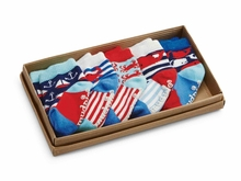 Mud Pie Baby Boys Sea Sock Set - sold out