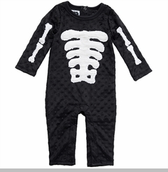 Mud Pie Baby-Boys Skeleton One-Piece
